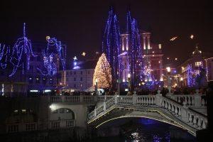 Ljubljana Novo leto