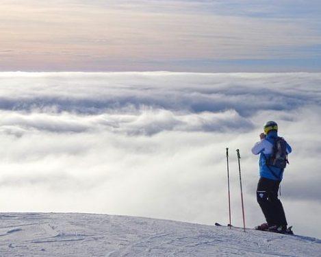 Словения зима