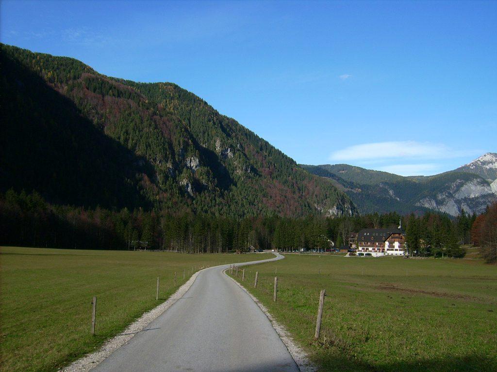 Логарска долина