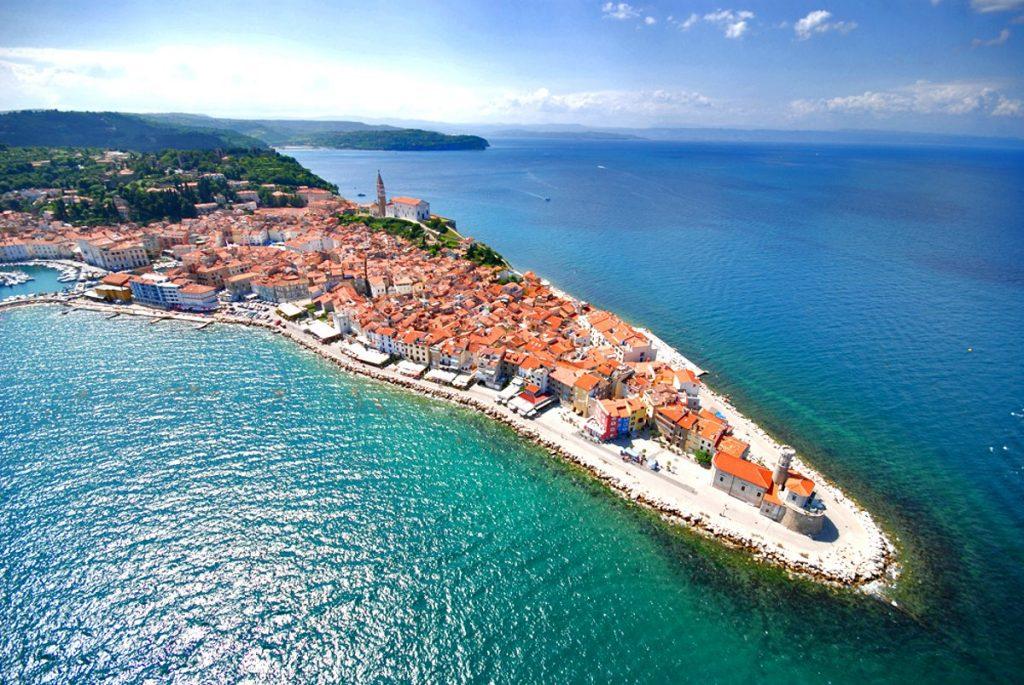 Словения море Пиран