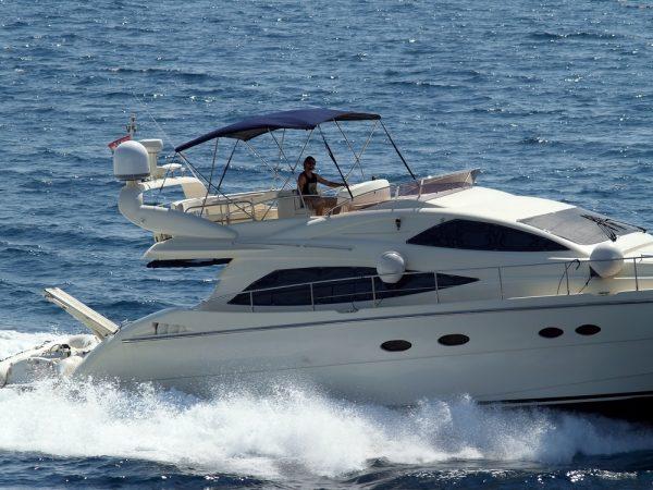 Яхта море Хорватия