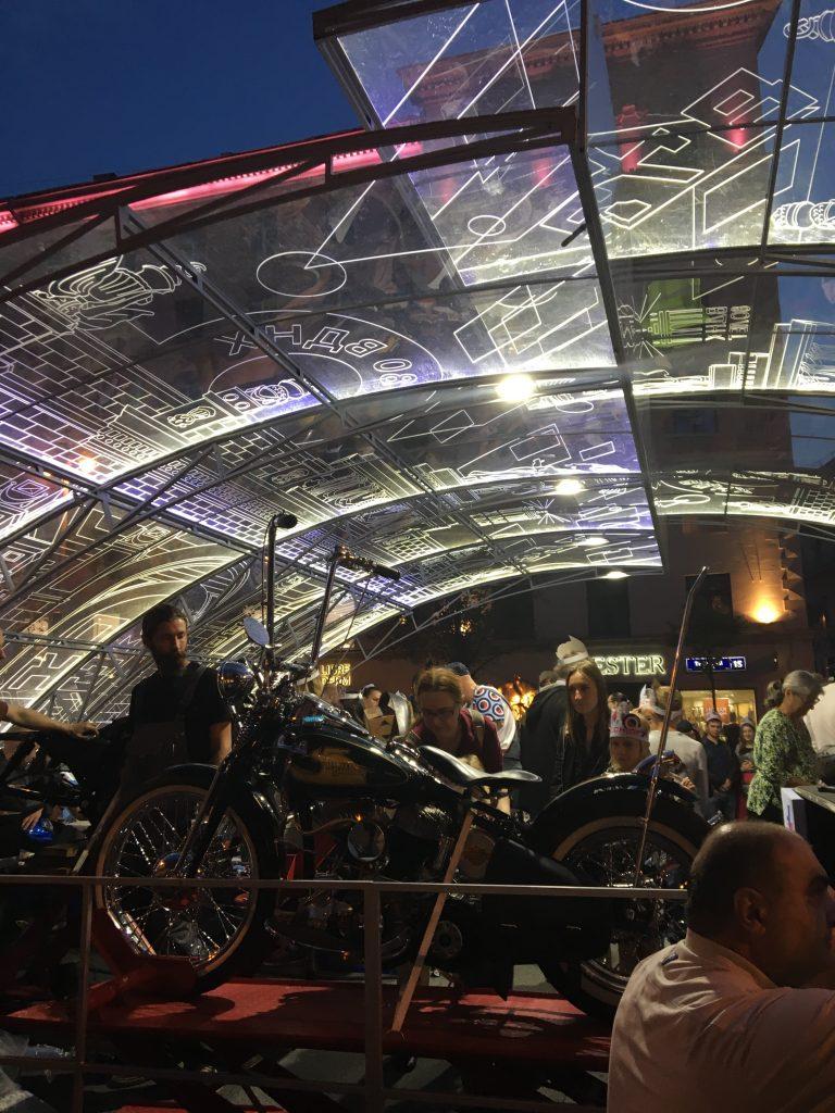 День города мотоциклы