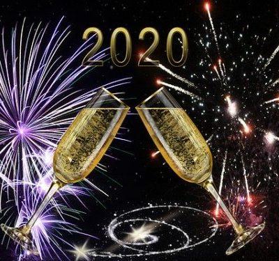 С Новым голом 2020